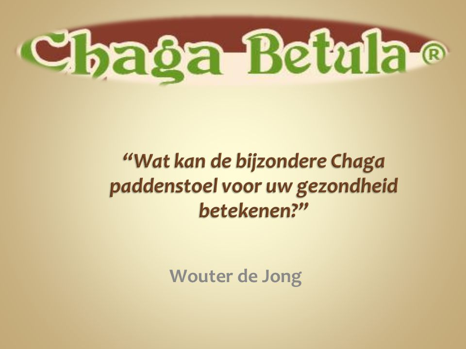 Wouter de Jong