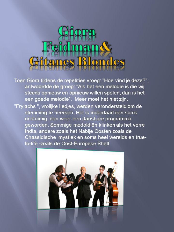 Wat gebeurt er wanneer de ervaring van de maestro uit tal CD opnames en een leven op het podium geconfronteerd wordt met de onstuimige en ongetemde vreugde van vier jonge virtuozen.