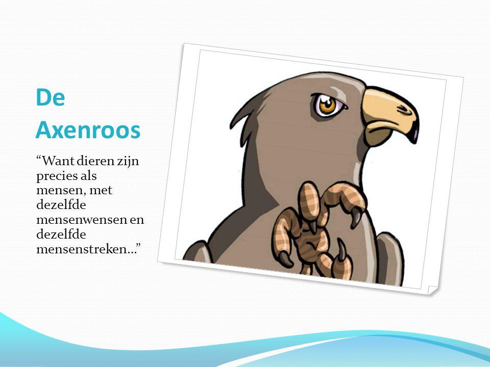 De Axenroos:  De Axenroos is een model om de interactie tussen mensen te typeren.