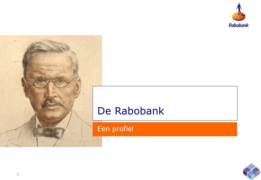 De Rabobank Een profiel 3