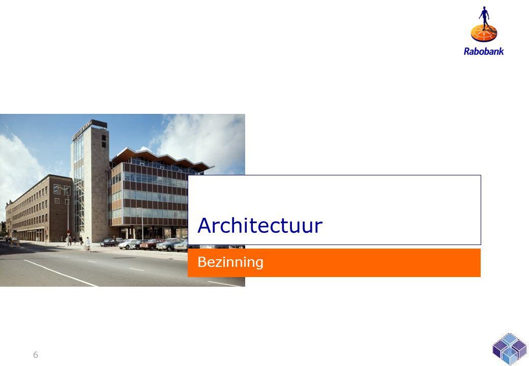 Architectuur Bezinning 6