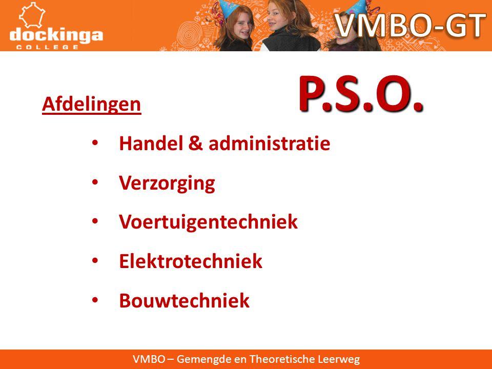 VMBO – Gemengde en Theoretische Leerweg Voorbereiding op Keuzes: -Bezoek ROC De Friese Poort (29 nov) -Voorlichting in klassen -Mentoruren -Kennismaki