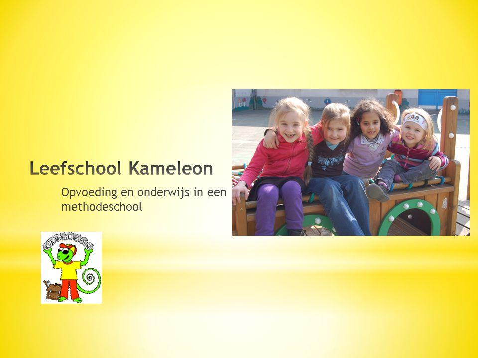 Opvoeding en onderwijs in een methodeschool