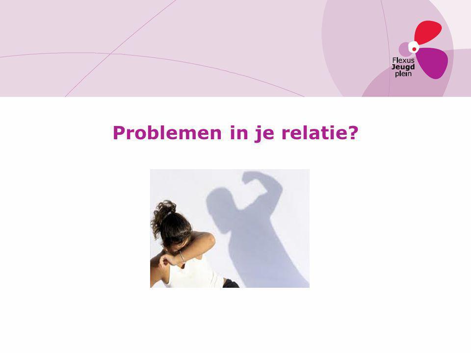 Problemen in je relatie?