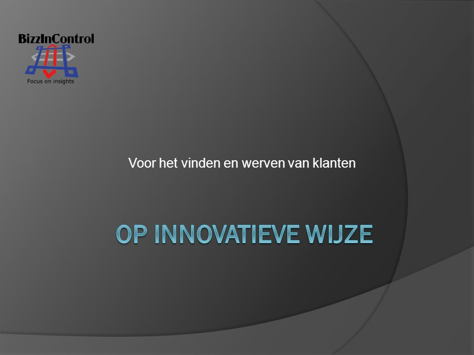 Formule vindjeklanten.nl