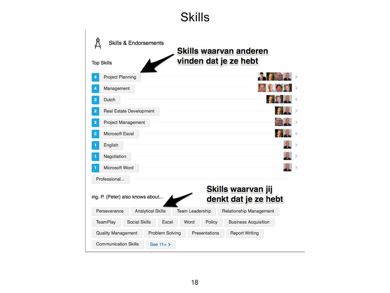 Skills 18