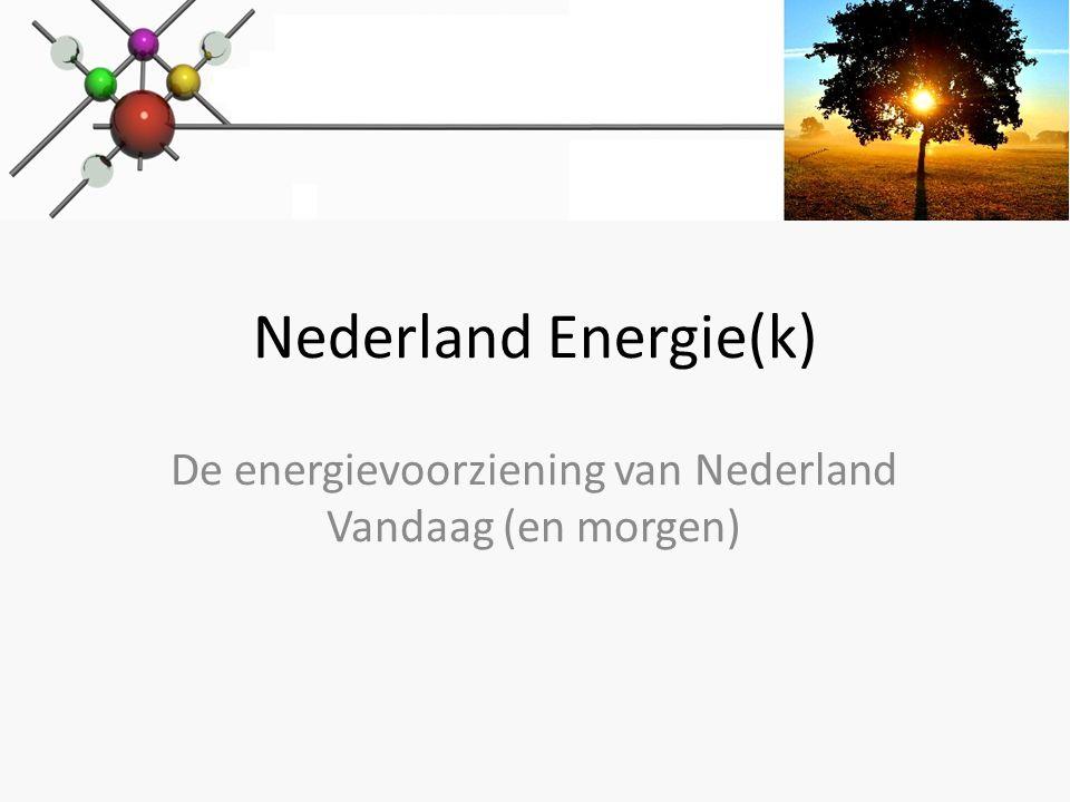 Nederland Energie(k).Nou, dat valt niet zo een beetje tegen want…..