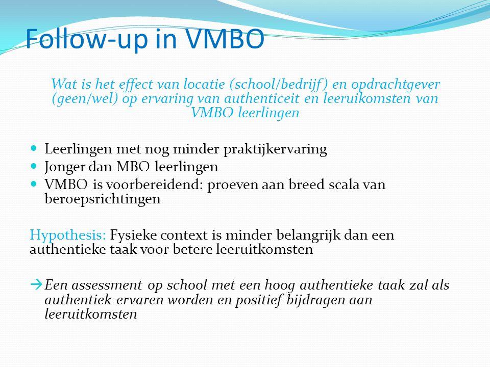 Project Groen Proeven  Authentieke Proeve van bekwaamheid voor groene VMBO  Plaatsen van leerling in kritische beroepssituatie.