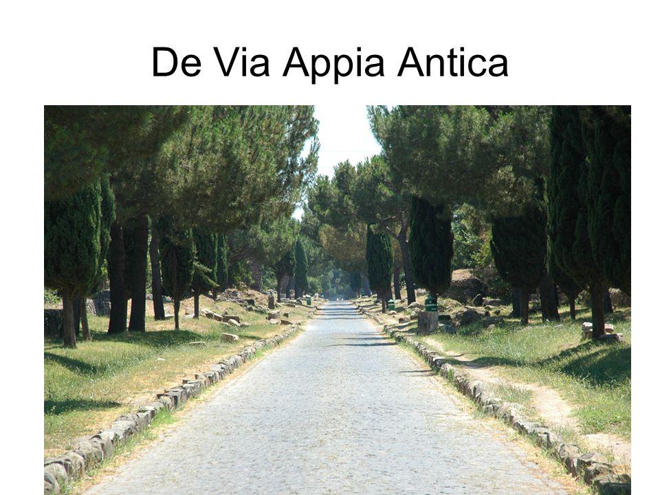 De Via Appia Antica
