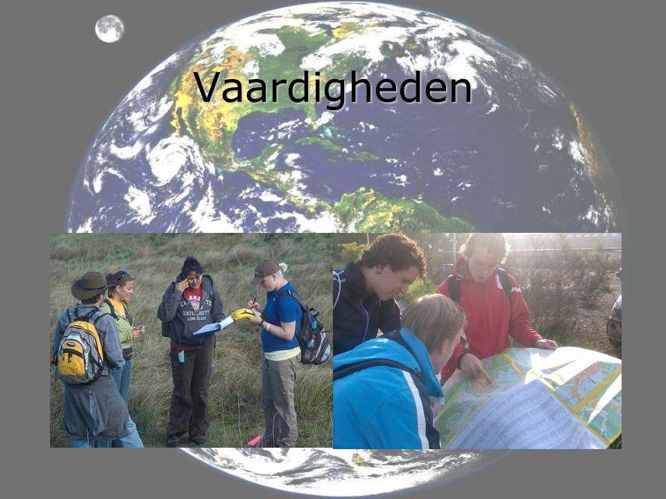 Aarde •Invloed van mens op fysische omgeving •Klimaatverandering