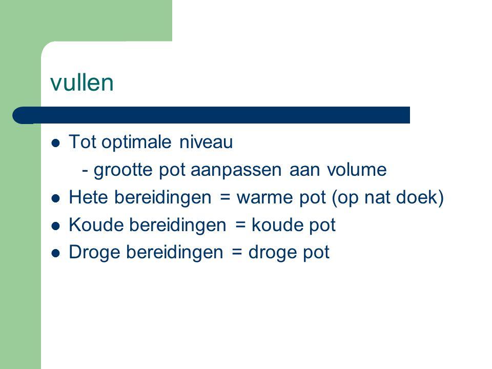 Enkele tips Grote kookpot gebruiken Confituur niet afschuimen -> pectine blijft behouden Nooit meer dan 5 kg per keer Heldere gelei -> helder sap + afschuimen Stijf genoeg .