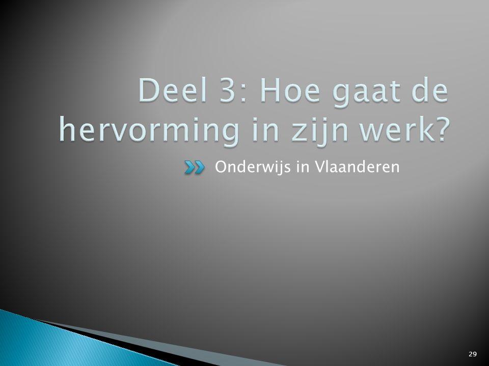 Onderwijs in Vlaanderen 29