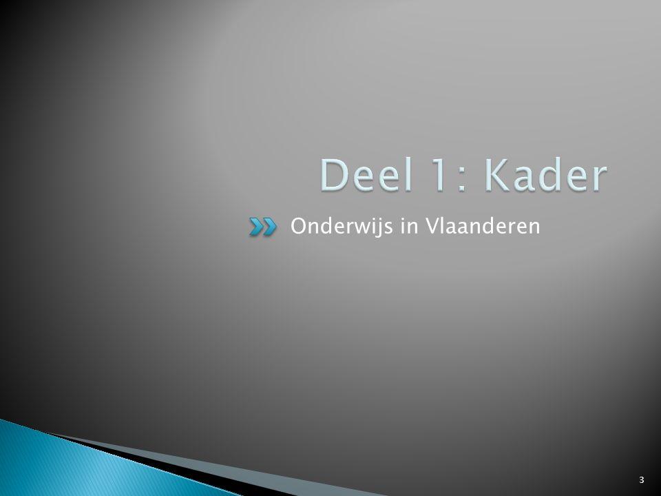  Na het GOK-II decreet werkte de minister aan een andere doelgroep die beschermd moest worden, nl.
