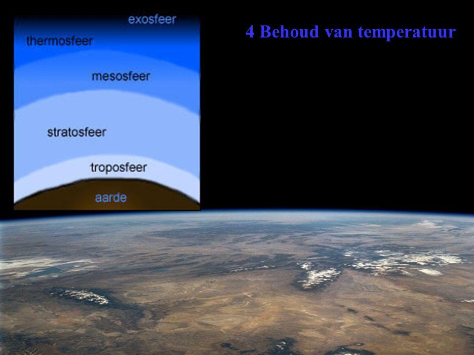 4 Behoud van temperatuur