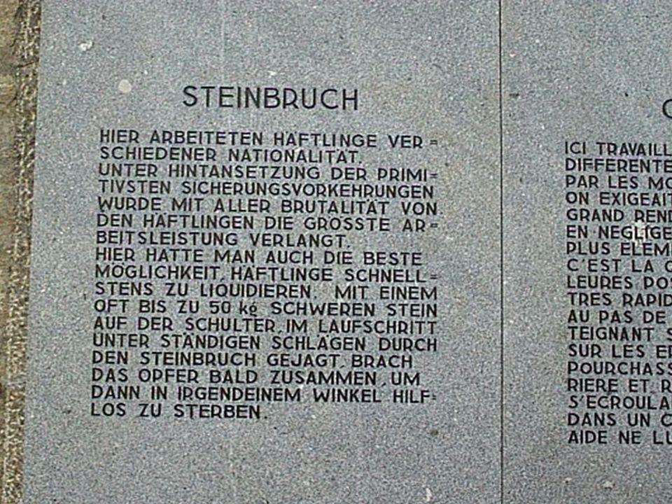 Konzentrationslager Mauthausen In deze ruimte werden de lichamen bij elkaar gegooid om eerst nog te worden ontdaan van mogelijke waardevolle zaken zoals gouden tanden.