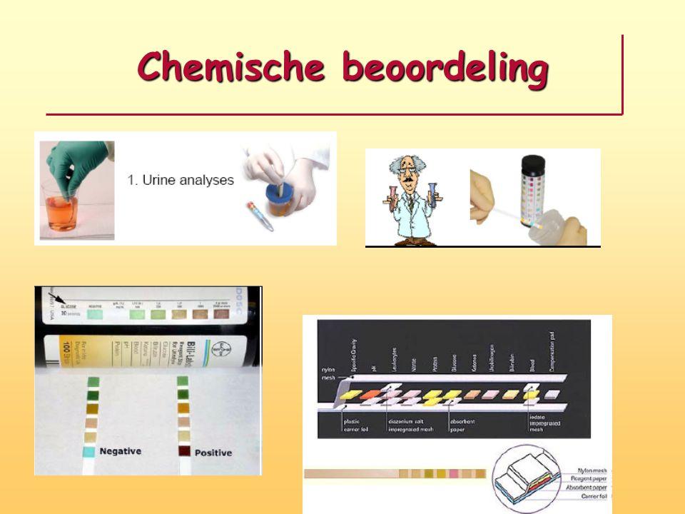 Chemische beoordeling