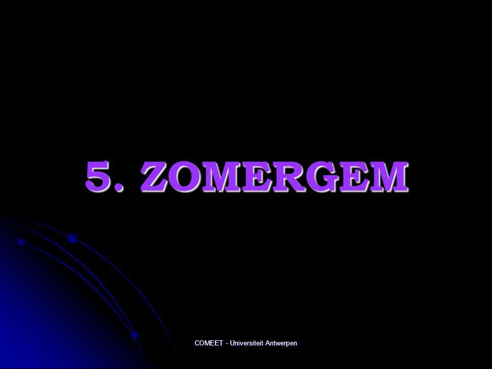 5. ZOMERGEM