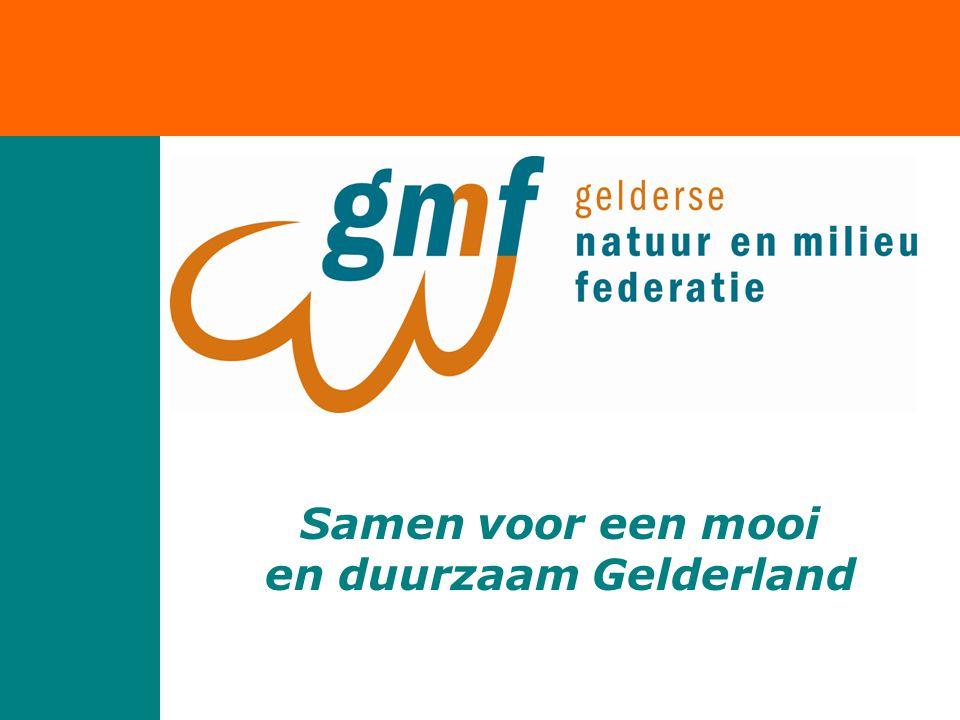 Samen voor een mooi en duurzaam Gelderland