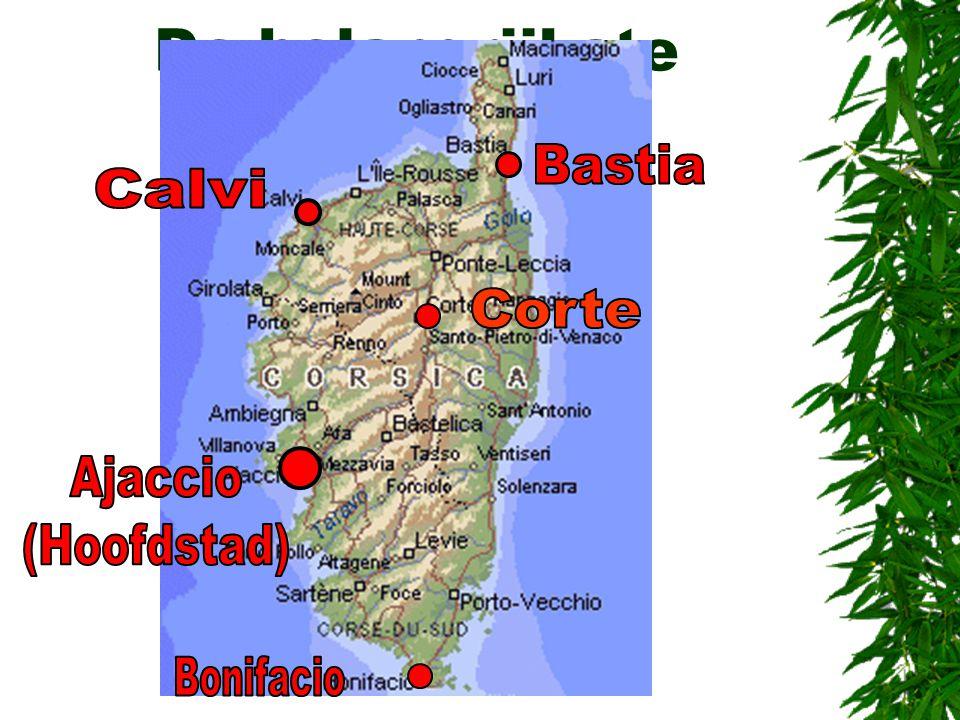 De verovering door de Fransen  In 1768 werd Corsica door de Genuezen aan Frankrijk verkocht voor 200.000 pond.