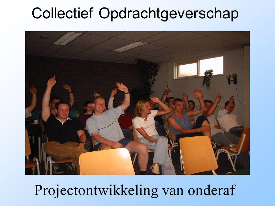 Collectief Opdrachtgeverschap Projectontwikkeling van onderaf