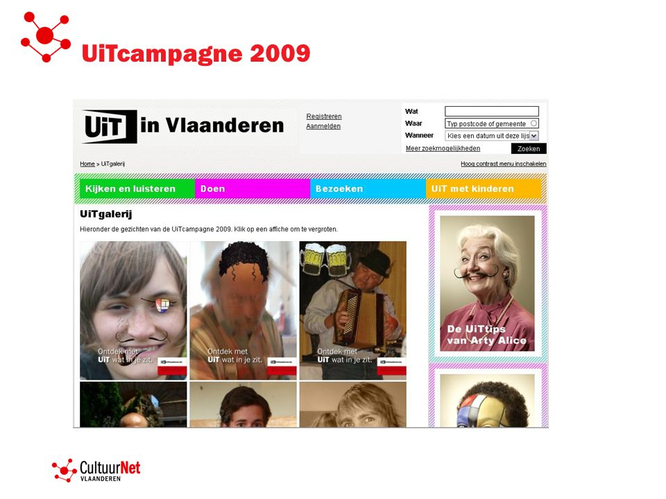 UiTcampagne 2009