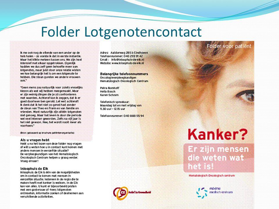 Folder Lotgenotencontact