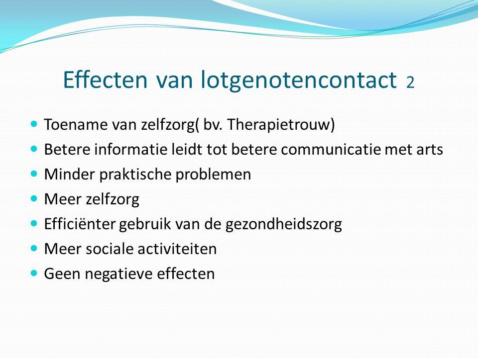 Stap 2: Draagvlak creëren Vooroordelen wegnemen middels refereeravond en middag voor verpleegkundigen in de drie pilotziekenhuizen:  Bespreken van waarde  Bespreken van tijdstip aanbod  Bespreken van implementatie in de praktijk