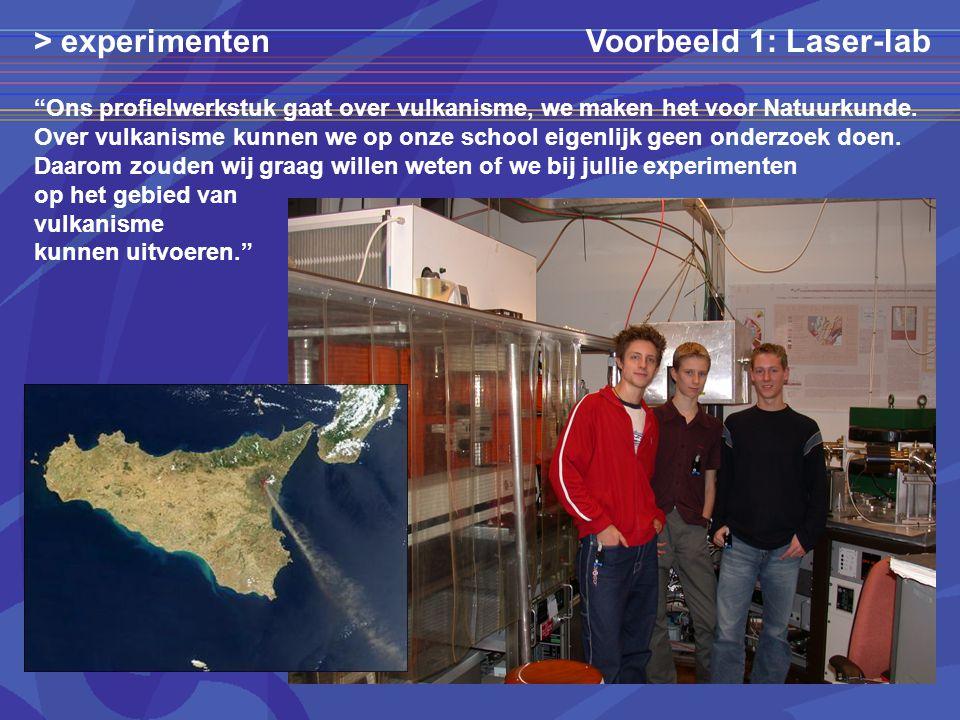 Ons profielwerkstuk gaat over vulkanisme, we maken het voor Natuurkunde.