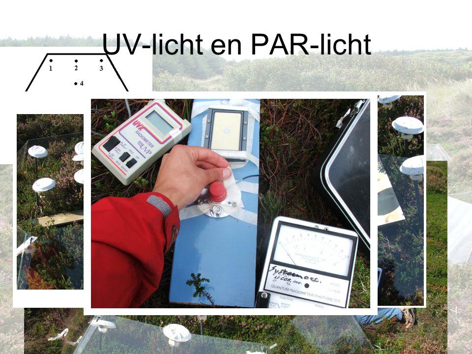 UV-licht en PAR-licht
