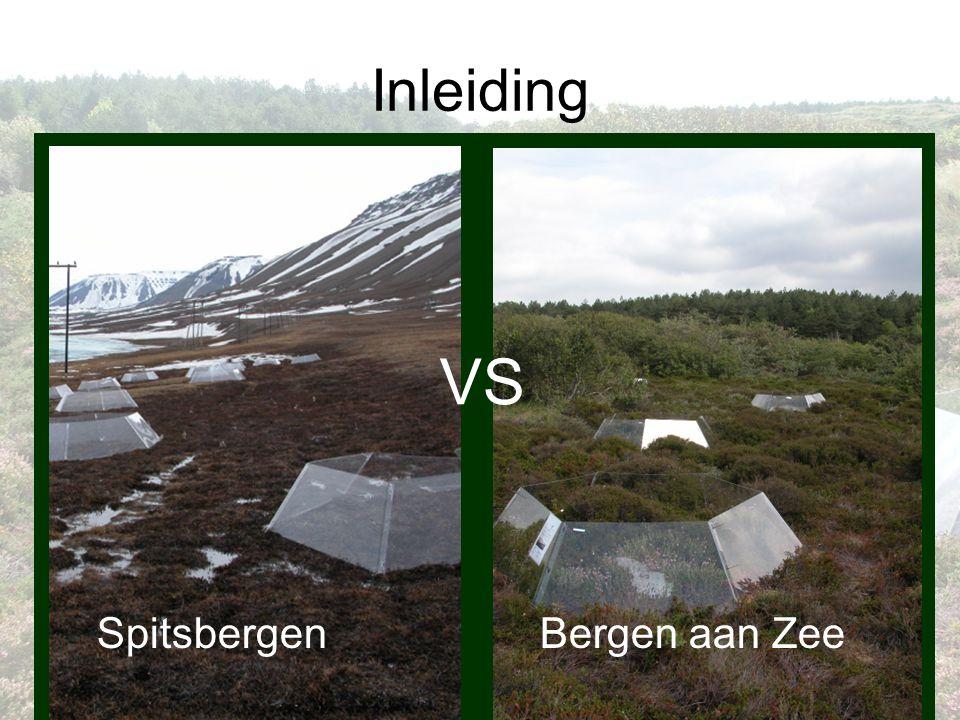 Inleiding Spitsbergen Bergen aan Zee VS