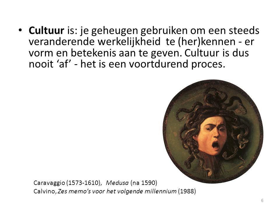 Dimensies van zelfbewustzijn Metacognitieaccommodatieassimilatie concreet Zelfperceptie (zelfbeeld) Zelfverbeelding (kunst) (mythe) abstract Zelfanalyse (filosofie, wetenschap) Zelfconceptualisering (religie, ideologie) 17