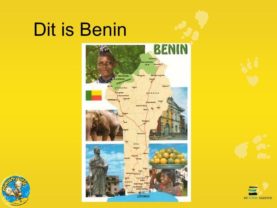Wat is er aan de hand in Benin.