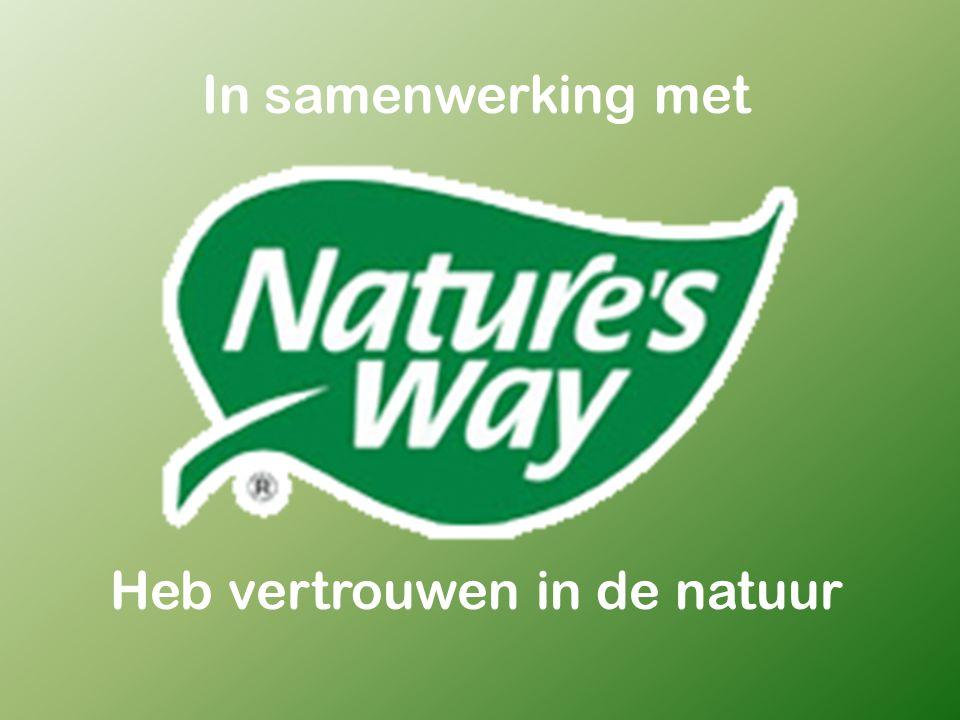 In samenwerking met Heb vertrouwen in de natuur