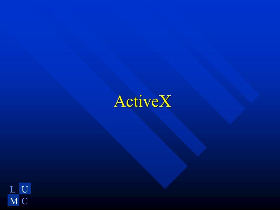 LU MC ActiveX