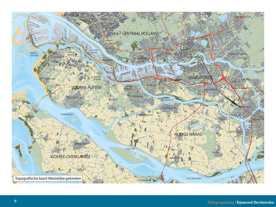 EINDE Deltaprogramma l Rijnmond-Drechtsteden 9