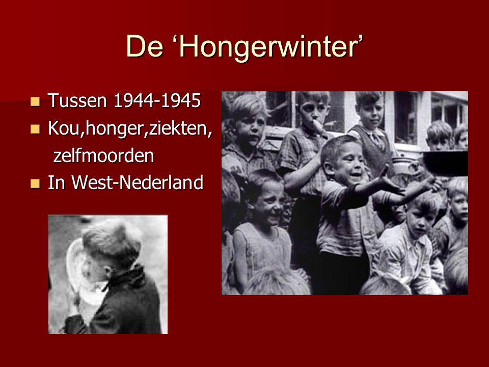 Het ardennenoffensief  16 december 1944 – 25 januari 1945 25 januari 1945  Slag om Ardennen  Staat bekend als: 'Battle of the bulge' 'Battle of the bulge'  Plan Adolf Hitler om noordelijke troepen af te snijden.