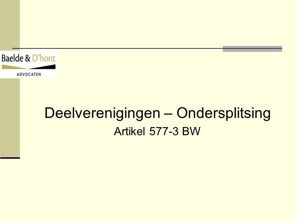 35 Raad van Mede-eigendom bij grote gebouwen art.