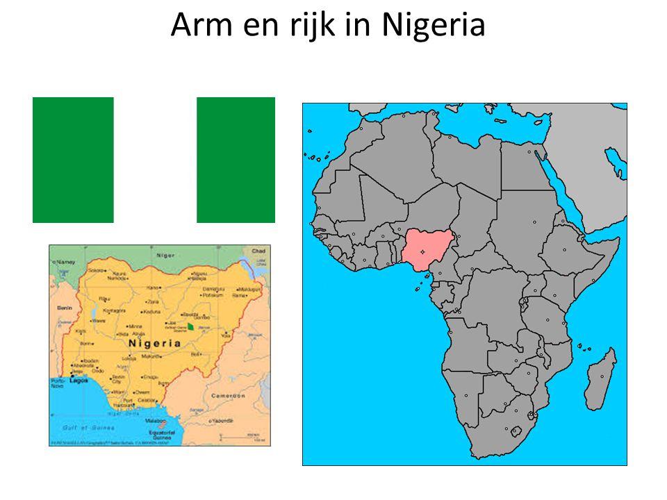 Hoofdstad Abuja Inwoners 140.003.542 (2006) 174.507.539 (2013) De bevolking is niet gelijkmatig verspreid.
