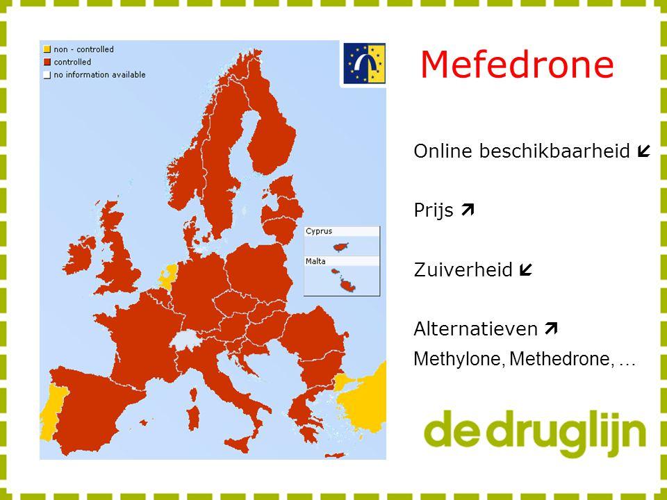 Mefedrone Online beschikbaarheid  Prijs  Zuiverheid  Alternatieven  Methylone, Methedrone, …