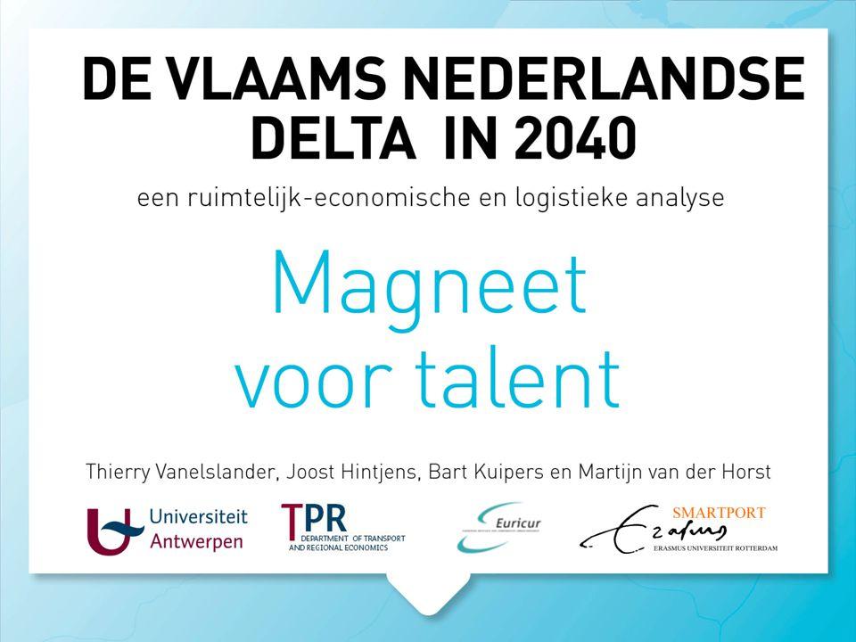 In 2040 is de succesvolle transitie naar een groen, duurzaam en biobased chemie- en energiecomplex in de Vlaams Nederlandse Delta voltooid: een 'world class biobased cluster' is ontstaan.