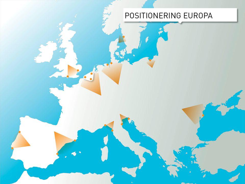 Vlaams Nederlandse Delta heeft een aandeel van: 20 procent van de totale overslag van de Europese zeehavens 25 procent van de totale Europese containeroverslag 10 procent van de toegevoegde waarde van de Europese chemische industrie 40 procent van de output van de chemische industrie (tonnen).