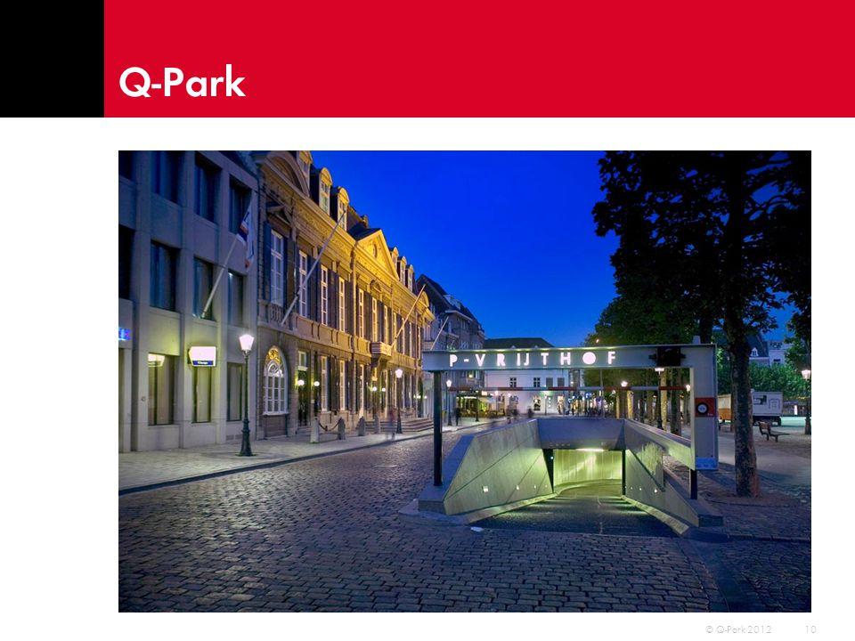 Q-Park 11 © Q-Park 2012