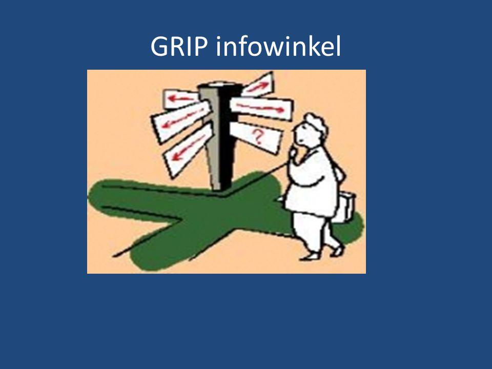 GRIP infowinkel