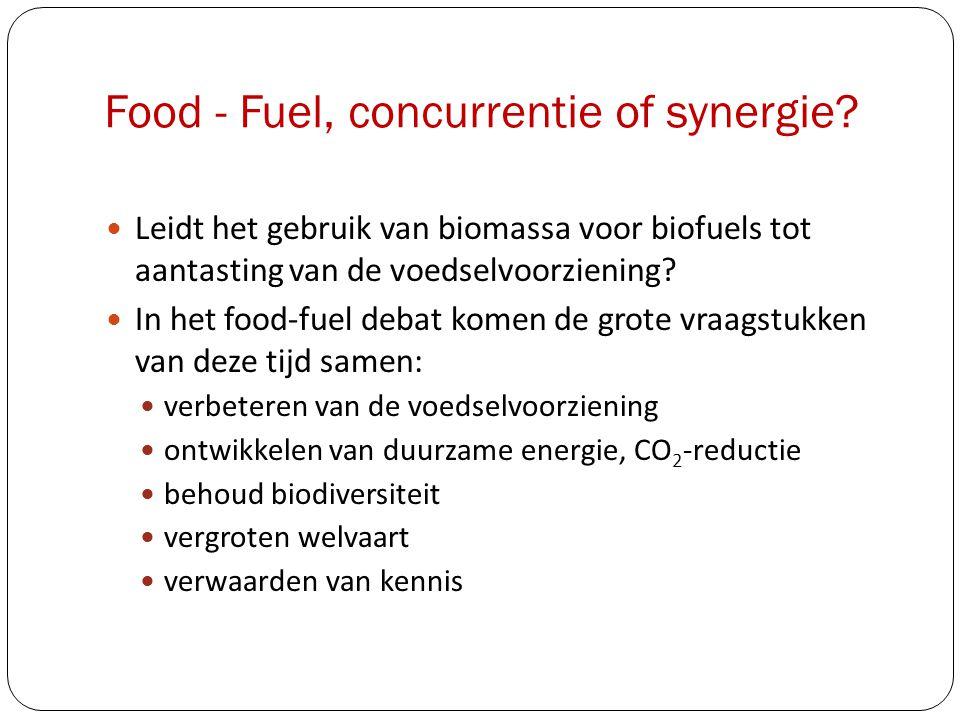 Deelnemers  Bedrijven, energie en biochemie  NGO's  Overheden  Kennisinstellingen
