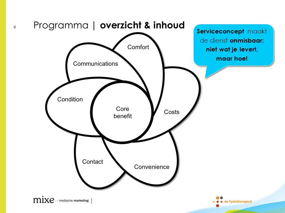 Programma | overzicht & inhoud 7 Be good, show it, and TELL IT Be good, show it, and TELL IT