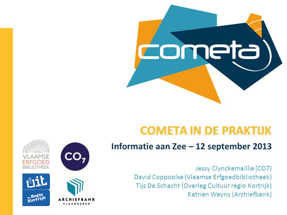 2013-09-12 12 | SECTIES EN ELEMENTEN SectieCometa Basis | Cometa Plus 3.