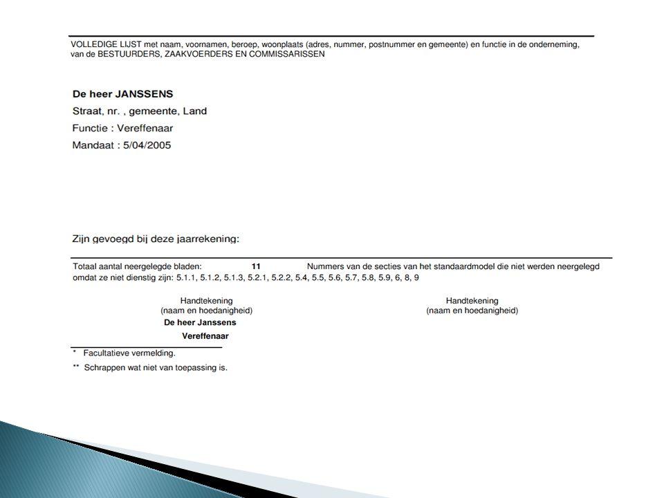 VERSLAGGEVINGSVERPLICHTING CBN-advies 2011/8