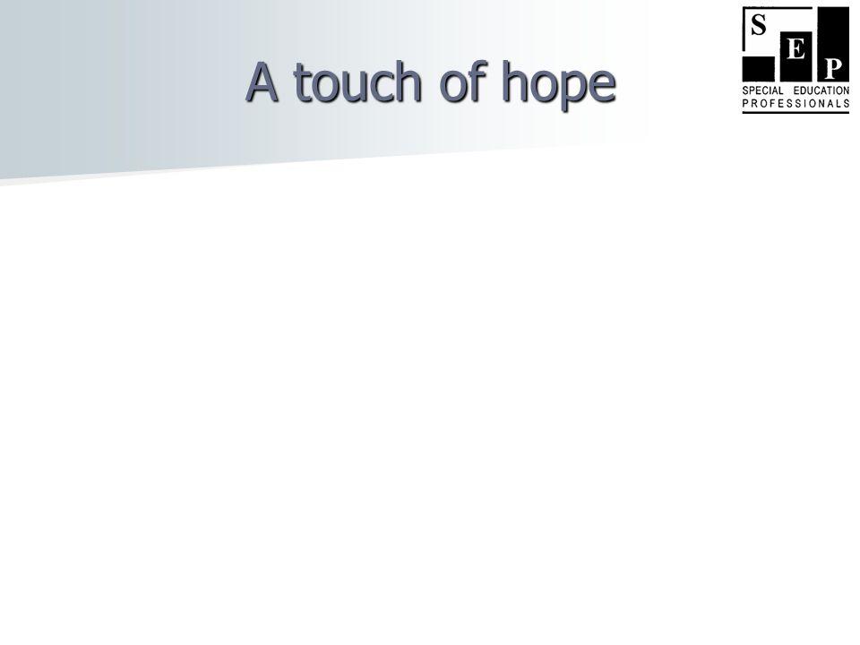 SEP: een multidisciplinair team  Leerkrachten buitengewoon onderwijs  Spraaktherapeuten en logopedisten  Ergotherapeuten  Fysiotherapeuten  Psychologen  Specialisten in leermethoden  Evaluatieleerkrachten  Gezichtstherapeuten  => allemaal vrijwilligers, hebben het zelf vaak ook niet breed (transportvergoeding=4€/dag)