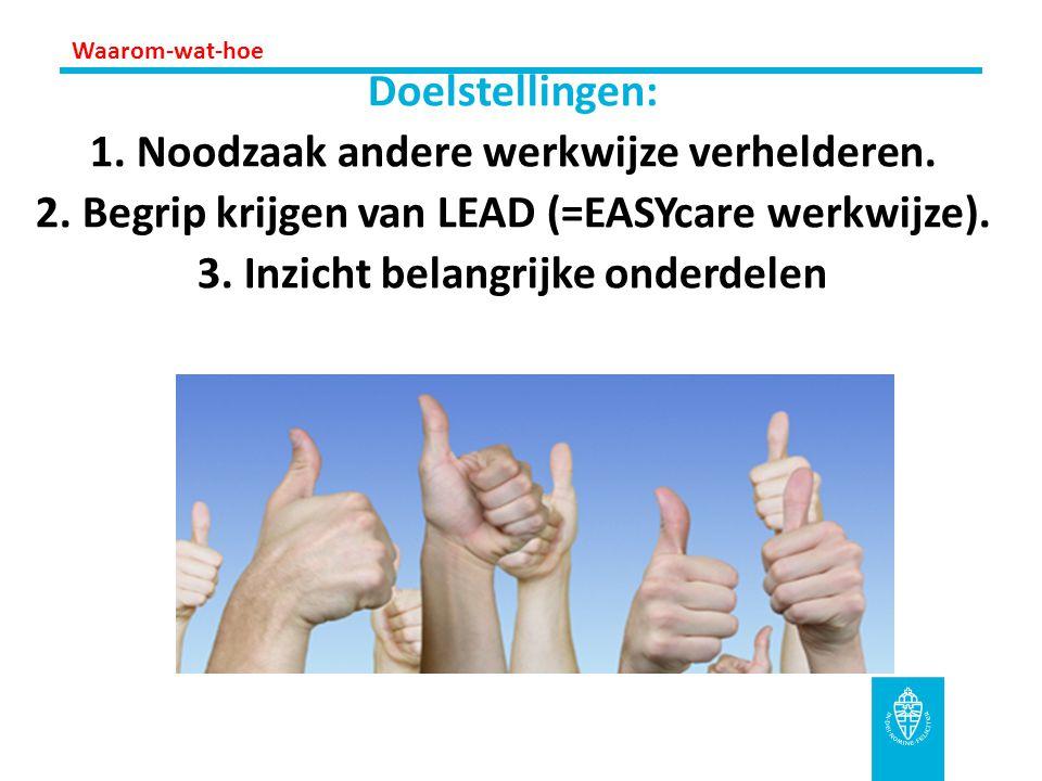 Smell of the place Radboudumc onderscheidend goed voor oudere patiënten Mrs Fransen in de LEAD.