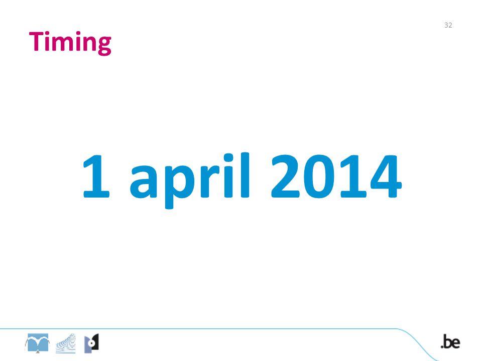 Timing 1 april 2014 32